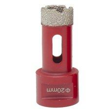Vykružovací korunka diamantová, PROFI, pr. 20mm, závit M14, STREND PRO