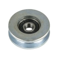 Kladka (rolna) s kuličkovým ložiskem, pr.  40mm, ZN, MTR