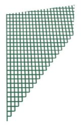 Okenní síť proti hmyzu role 1 x 30m galvanizovaná