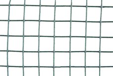 Pletivo čtvercové ZN+PVC, oko 19mm, 1,4mm,  50cm, návin 10m