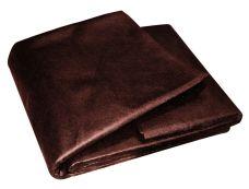 Netkaná textilie mulčovací, 1,6 x   5m, 50g/m2, hnědá