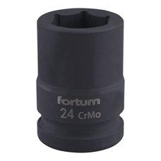 "Gola hlavice rázová 3/4"", 24mm, CrMoV, FORTUM"