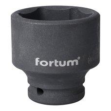 "Gola hlavice rázová 3/4"", 50mm, CrMoV, FORTUM"