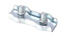 Lanová spojka dvojitá (duplex) 3mm, DIN 5685 C