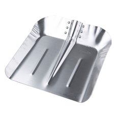 Lopata hliníková, uhelná (34cm), 2,0mm EXTRA silná, bez násady
