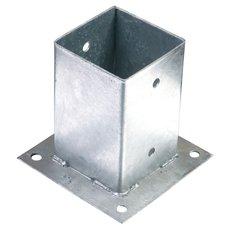 Kotevní patka sloupku 101 x  101 / 150mm, PZ
