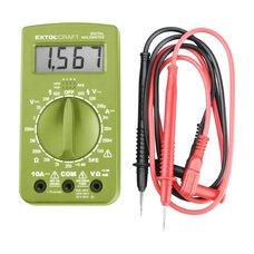 Multimetr digitální, AC 200-250V, EXTOL CRAFT