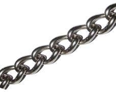 Řetěz kroucený DIN 5685A, pr. 3mm, balení 60m, ZN
