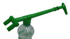 Postřikovač ruční MAGG na PET láhev, 2 trysky