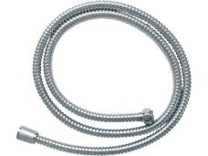 Sprchová hadice dvouzámková, nerez, délka 180cm, 360°, Freshhh