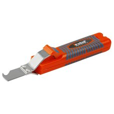 Nůž elektrikářský odizolovávací, s háčkem, 17cm, EXTOL PREMIUM