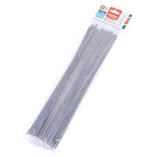 Pásek stahovací NEREZ, 350 x 4,6mm, balení 50ks, EXTOL PREMIUM