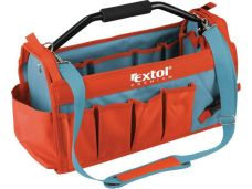 Taška na nářadí s rukojetí, nylon, 49x23x28cm, EXTOL PREMIUM