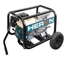 Čerpadlo motorové kalové EMPH 80 W, 6,5HP / 1300l/min., HERON