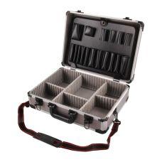 Kufr na nářadí, ALU, 450 x 330 x 150mm, EXTOL CRAFT