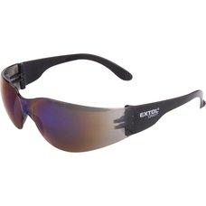 Brýle ochranné, kouřově šedé, uni velikost, EXTOL CRAFT