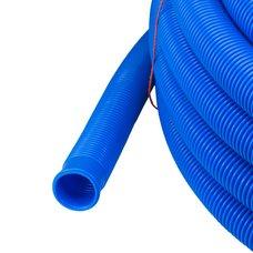 Hadice bazénová modrá, pr. 38mm, balení 34 dílů