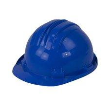 Ochranná pracovní přilba, modrá
