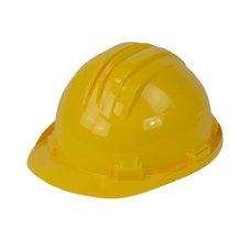 Ochranná pracovní přilba, žlutá