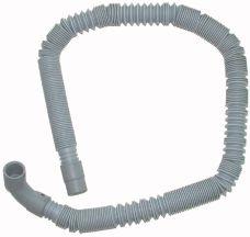 Hadice pračková odpadní s kolínkem FLEXI, 60 - 200cm, VALMON