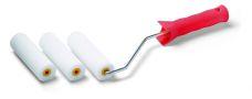 Lakovací válečky 110mm s držadlem, Polyester