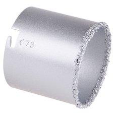 Vykružovací korunka diamantová, pr.  73mm, do unašeče, FESTA