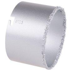 Vykružovací korunka diamantová, pr. 103mm, do unašeče, FESTA