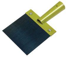 Škrabák na led - ocelový planžet, šířka 200mm, bez násady