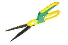 Zahradní nůžky na trávu, 34cm, plast. rukojeť, otočné, 3118, WINLAND