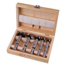 Sukovníky do dřeva s HM destičkami, sada 5 ks, průměr 15 - 35mm, MAGG