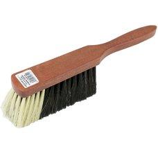 Smetáček ruční dřevěný mořený 5206/534, délka 285mm, vlákno směs