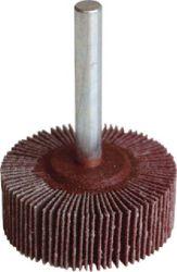 Brousící lamelový vějíř stopkový, 50 x 20mm, stopka 6mm, NK 60, LUKAS