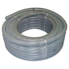 Hadice sací PVC 6001 transparentní, pr. 30mm