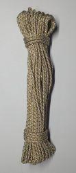 Prádlová šňůra pletená 15m, PA