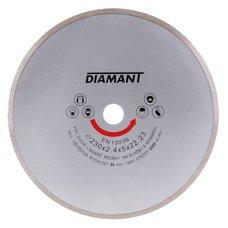 Diamantový kotouč plný 230mm, DIAMANT