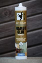 Lepidlo MAMUT GLUE high tack, 290ml, bílý