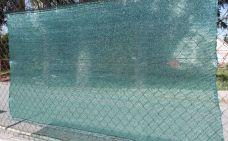 Stínící tkanina na plot HDPE, zastínění 80%, 200cm x 10m, 80g/m2