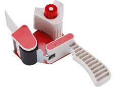 Ruční odvíječ na lepící pásku s brzdou
