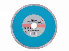 Diamantový kotouč pro řezačku dlaždic DKCQ 200mm / 25,4mm, MAGG