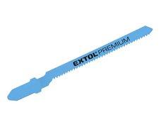 List do přímočaré pily na kov 5ks, Extol Premium
