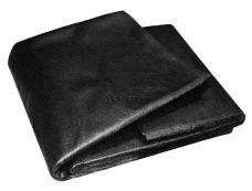 Netkaná textilie černá, 3,2 x 5m, 50g/m2, mulčovací