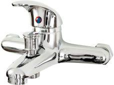 Vodovodní baterie vanová, rozteč 150mm, ramínko 9cm, VIKING